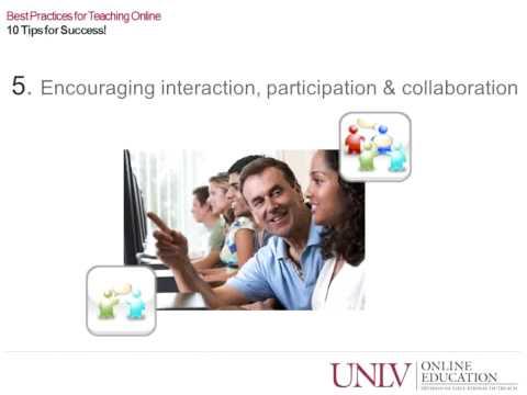 Webinar: Best Practices For Teaching Online