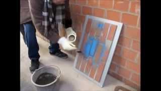 Удаление краски граффити с фасадных клинкерных термопанелей и плитки(В данном видео вкратце показано, как легко удалить краску с клинкера, если вандалы испортили ваш фасад ;), 2014-10-15T09:47:19.000Z)