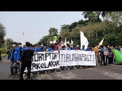 Live BEM SELURUH INDONESIA GRUDUG ISTANA NEGARA thumbnail