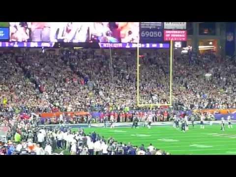 Super Bowl XLIX (2015) Patriots & Seahawks Final Drive Highlights Plus Fight