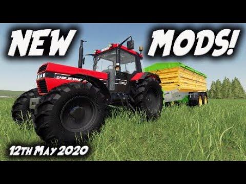 NEW MODS Farming Simulator 19 PS4 FS19 (Review) 12th May 2020. thumbnail