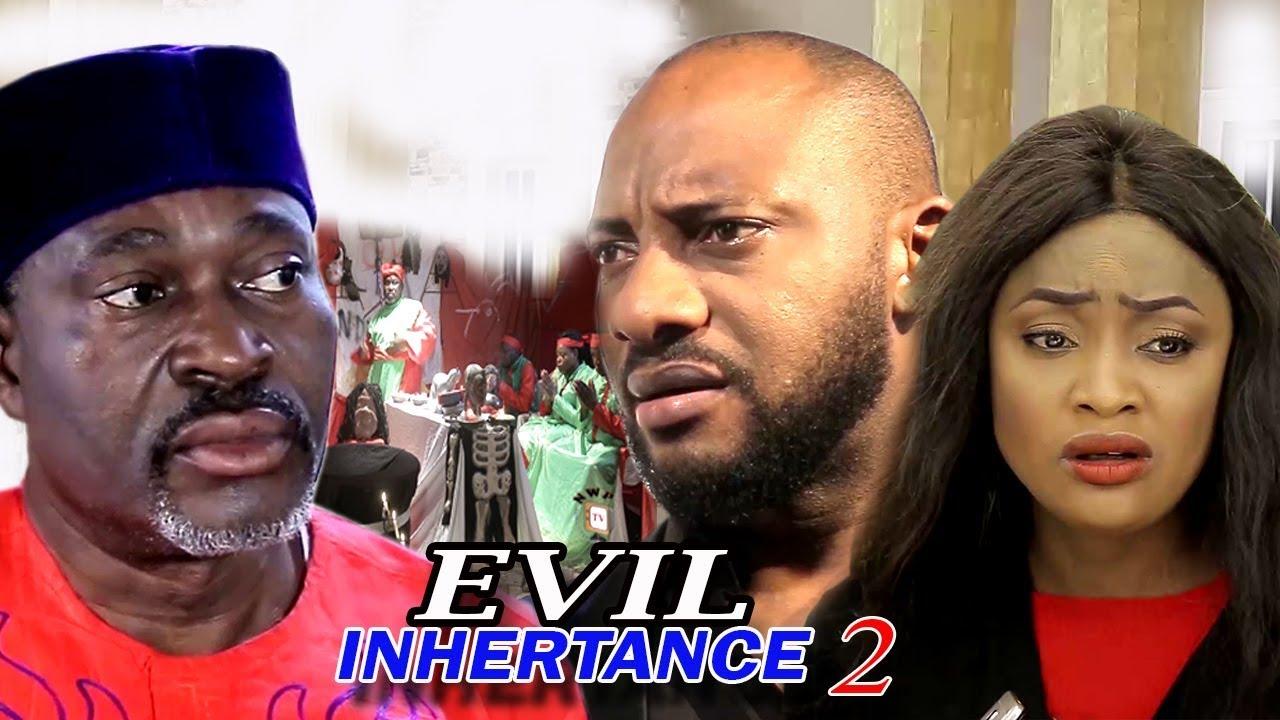 Download Evil Inheritance Season 2 - Yul Edochie 2017 Newest Nigerian Movie   Latest Nollywood Movie 2018