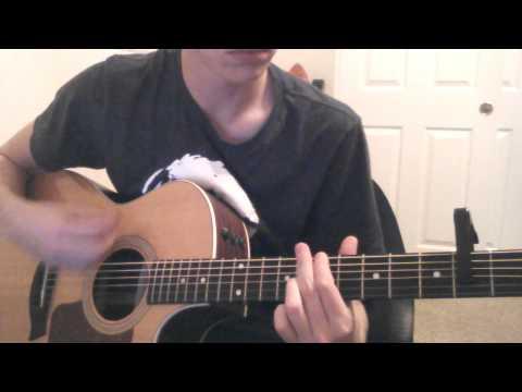 hillsong worship anchor - acoustic guitar tutorial