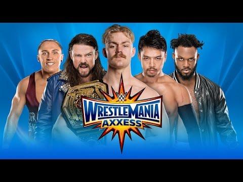 ICW & PROGRESS Wrestling at WWE WrestleMania 33! + NXT, 205 LIVE, & UK Championship Tournament