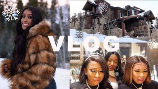 WEEKLY VLOG : NEW YEARS IN ASPEN COLORADO, PARTYING, SNOWBOARDING, & REFLECTING