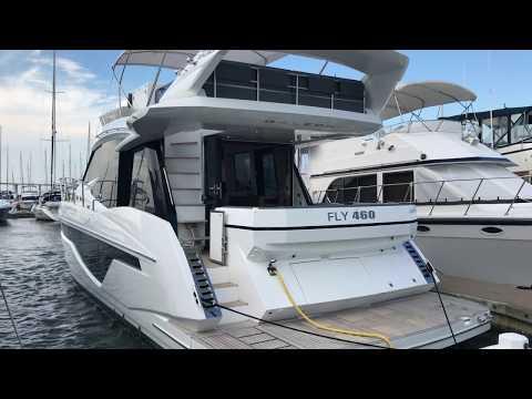 2018 Galeon 460 FLY Yacht For Sale at MarineMax Charleston