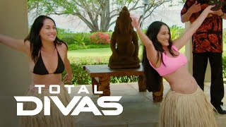 Bella Twins' Big Hawaii Surprise | Total Divas | E!