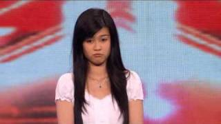 X Factor Auditions 2009 - Gisela Lee from Glasgow auditions (HQ)