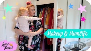 Makeup Chats, Speed Clean and Mum Life | AD | LIFESTYLE