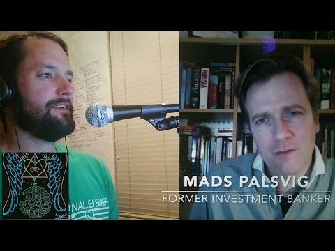 Mads Palsvig - The LOC Podcast #32 - Speaking Out Against the Banking System
