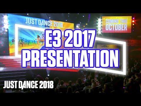 Just Dance 2018: