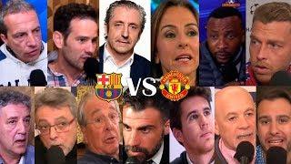 🔴 DIRECTO | Barça VS. Manchester United con El Chiringuito | VUELTA CUARTOS CHAMPIONS