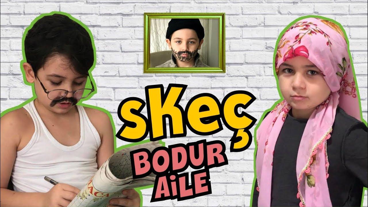 Bodur Aile Kısa Skeç çocuk Tiyatrosu Piyes Parodi Youtube