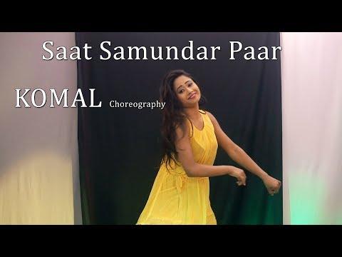 Saat Samundar Par Dance Choreography   Komal Nagpuri Video Songs   Learn Bollywood Dance Steps
