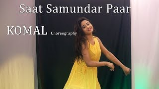 Saat Samundar Par Dance Choreography | Komal Nagpuri Video Songs | Learn Bollywood Dance Steps