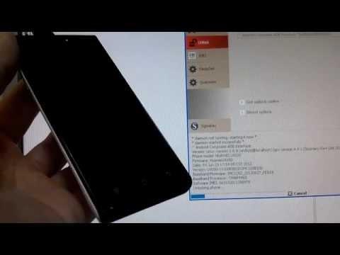 Direct Unlock / Repair IMEI support for Huawei Ascend P1 U9200