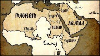 What if the Afroasiatic World United? Greater Arabia/Israel/Somalia
