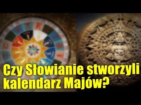 Czy kalendarz Majów pochodzi od prastarego kalendarza Słowian?