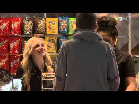 Next Actor - Kimberley Crossman at The Cinema | Jono and Ben at Ten