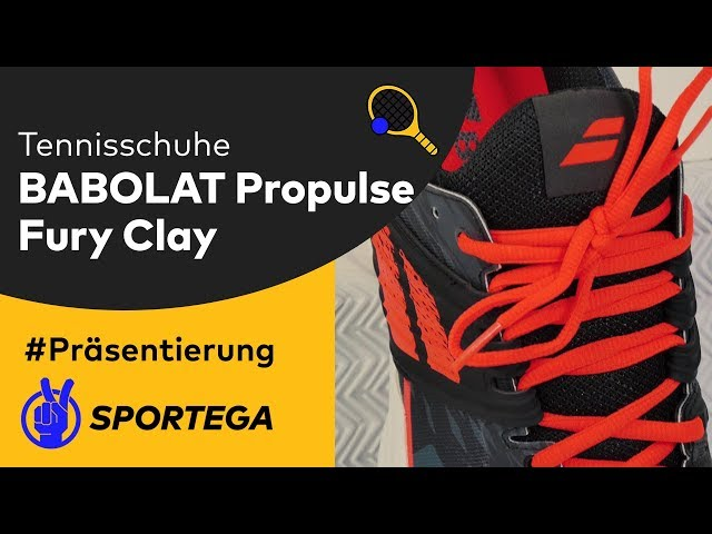 Herren Tennisschuhe Babolat Propulse Fury Clay Black YouTube