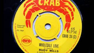 Rudy Mills Wholesale Love - Crab - Pama