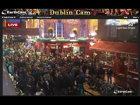 From Dublin – Happy St. Patrick's Day from EarthCam