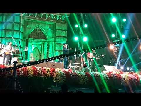 Mohit Chauhan Live |Haldia | Ala Barfi|