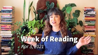 Week of Reading | Apr 3rd, 2021