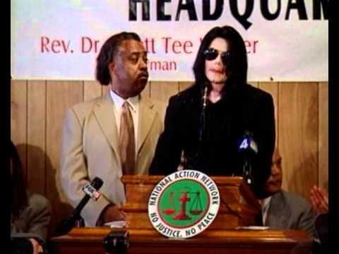 Michael Jackson's speech against Tommy Mottola