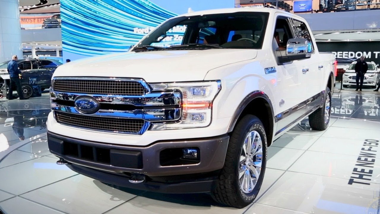 2018 Ford F-150 - 2017 Detroit Auto Show - YouTube