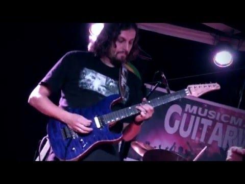 Guitarra Rock-Tiago de Moura - Vitória ( Ao Vivo)