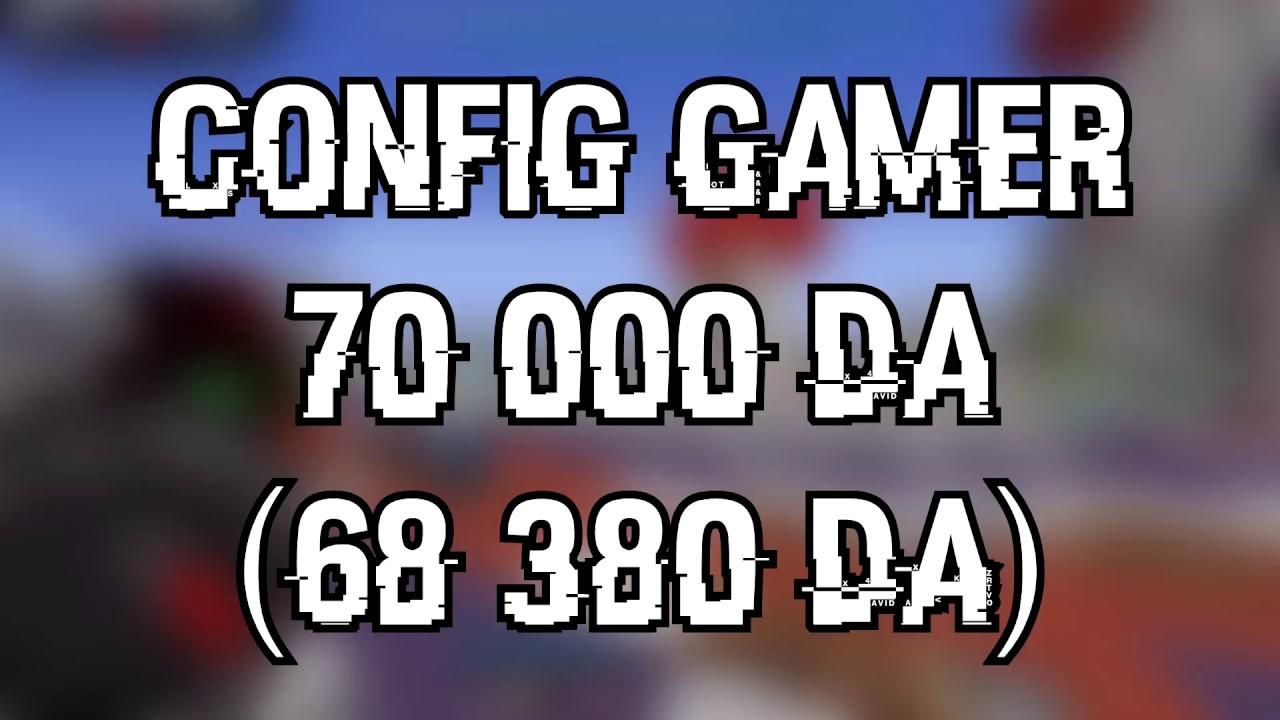 Dz pc gamer algérie millions da youtube