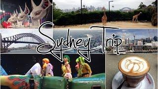 Sydney Trip - Katy Perry Concert & Sydney Adventures! |VLOG Thumbnail