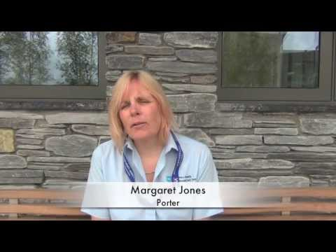 South West Acute Hospital - Staff Reflections One Year On: Margaret Jones