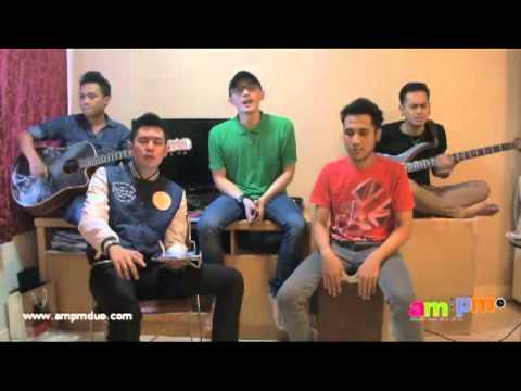 AMPM - Ku Menunggu (Rossa) Acoustic Cover Version