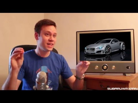 Subaru Mid-Engine Sport Car and Other News! :Weekly Update