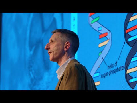 Future Computing: DNA Hard Drives | Nick Goldman
