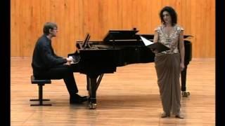 Adrian Pop: Fünf Liebeslieder (R. M. Rilke) /LIVE/