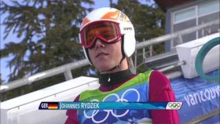 Nordic Combined - Individual Normal Hill - Complete Event - Vancouver 2010 Winter Olympic Games