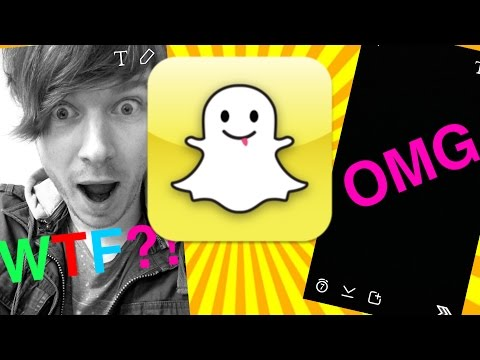 HOW TO CHANGE TEXT COLOR ON SNAPCHAT