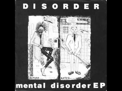 Disorder - Mental Disorder EP