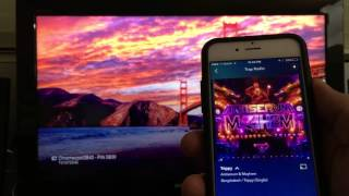 chromecast 2 0 how to cast with iphone ipad ipod note cannot airplay with ios devices
