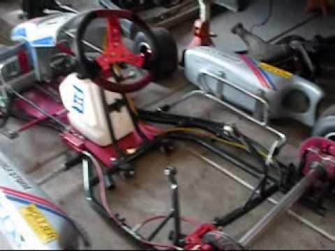 Racing Go Kart Biesse B3 Update And Info Supercan Shfiter