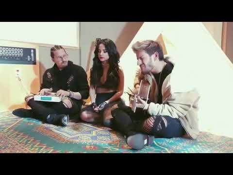 BECKY G - MAU Y RICKY || MI MALA + MAYORES (MASH-UP)