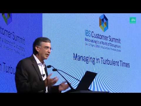 IBS Customer Summit 2016 | Dubai | Key Note Address