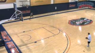 AAU Basketball Skills Series: Billy Donovan's Father and Son Workout