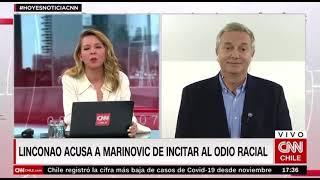 """JAK deja en RIDÍCULO a periodista progre de CNN: """"¿Usted abrirá el noticiero en mapudungun?"""""""
