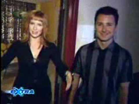 Sixpence None The Richer on Extra - Making Of Breathe Your Name