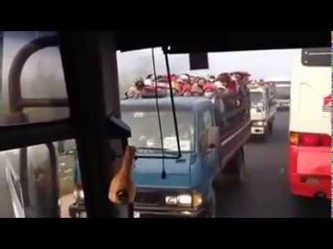 Xe bus ở campuchia
