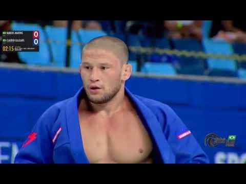 Marcos Petcho vs Claudio Calasans - Abu Dhabi Grandslam Rio de Janeiro Jiu jitsu 2020